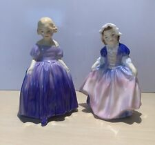 Royal Doulton Marie and Dunky Do Figurines
