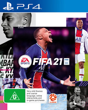 FIFA 21 PS4 Game NEW