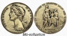 Médaille Education Nationale. Attribuée, 1948. France. Argent/ Silver