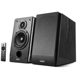 Edifier R1855DB Bookshelf Speaker System with Bluetooth, BRAND NEW & WARRANTY!