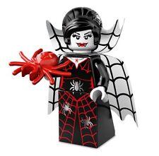 LEGO Series 14 HALLOWEEN Minifigures 71010 SPIDER LADY Woman Vampire SEALED