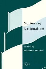 Notions of Nationalism (Central European University Press Book)