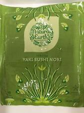 Sushi Nori Seaweed Sheets - 10 Full Toasted Sheets (Pack of 12)