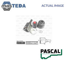 NEW PASCAL DRIVESHAFT CV JOINT KIT G72005PC I OE REPLACEMENT