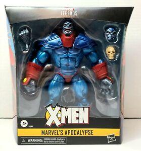"X-MEN Marvel Legends Apocalypse Deluxe 6"" Action Figure Hasbro Collectible NEW"