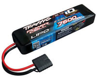 Traxxas 7600mAh 2-Cell 7.4V iD LiPo Battery Pack 2869X - Slash 2WD 4x4 VXL Rally