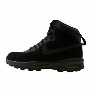 NIKE MANOADOME WALKING BOOTS * BLACK * UK 7, 7.5, 8, 8.5, 9.5, 10, 10.5, 11, 12
