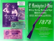 Remington 1878 E. & Sons - Rifles, Shot-Guns, and Pistols