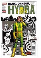 Hank Johnson Agent of Hydra #1 One-Shot, 1st Print, NM, Marvel 2015