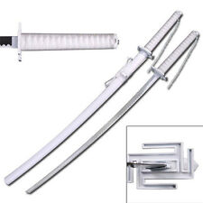 Ichigo Inner Hollow All White Tensa Zangetsu Bankai Sword (SW-813WT)