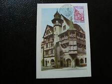 FRANCE - carte 1er jour 1/6/1974 (journee du timbre) (CY17) french