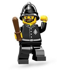 Lego collectible minifig series 11 Police constable / Policeman suit city set