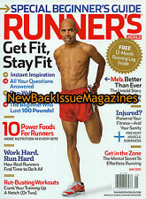 Runner's World 5/10,Meb Keflezighi,May 2010,NEW