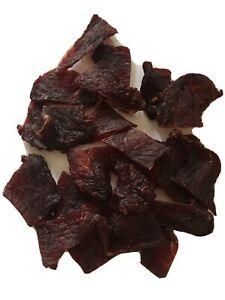 Luxury 100% dried beef dog treats made of British Prime Silverside Joint
