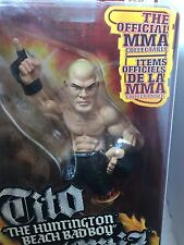 Round 5: World of MMA Champions Series 1 Tito Ortiz Figure
