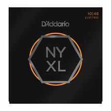 D'Addario NYXL1046 Nickel Wound Regular Light 10-46 Guitar Strings