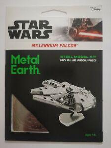 Star Wars Metal Earth Millennium Falcon