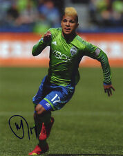 DEANDRE YEDLIN SIGNED 8X10 PHOTO SEATTLE SOUNDERS TEAM USA Newcastle United F.C.