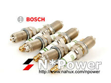 BOSCH SPARK PLUG SET 6 FOR PORSCHE Boxster S 986 02-05 3.2L DOHC M96.24