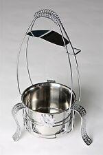 Shisha Hookah Charcoal Coal Tray Holder Basket Cafe Lounge MEDIUM Size 6044