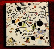 Led Zeppelin III Reel To Reel Tape 7 1/2 IPS