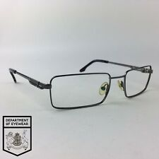 Carrera gafas Gunmetal Gris Rectángulo Gafas marco Mod: CA7588CNU