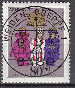 BRD 1983 Mi. Nr. 1196 gestempelt WEIDEN OBERPF 1 , mit Gummi TOP! (16848)