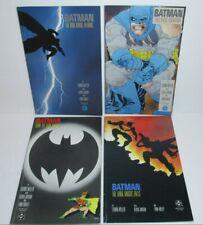 1986 Batman The Dark Knight Returns Books 1-4 Complete Series Frank Miller
