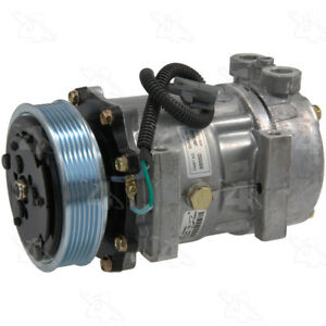 A/C  Compressor And Clutch- New   Four Seasons   68550