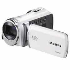 Samsung F90 Camcorder 2.7-inch LCD with HD Video Recording White (HMX-F90WN/XAA)