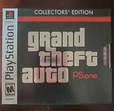 Grand Theft Auto Collectors' Edition (Sony PlayStation 1, 2002)