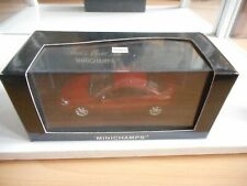 Minichamps Ford Cougar 1998 in Red Metallic on 1:43 in Box