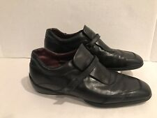 TOD'S Black Leather Driving/Sport Loafers Women's US Size 8.5