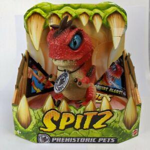 2010 Mattel Prehistoric Pets Spitz Dinosaur Sealed
