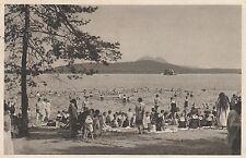 Bad Hirschberg - Thammühl, Strandleben am See, 1928