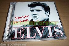 Elvis Presley 2 CD Forever In Love 44 songs - some for the 1st first time on CD
