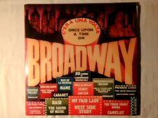 ARTHUR FIEDLER C'era una volta Broadway 2lp RARISSIMO VERY RARE!!!