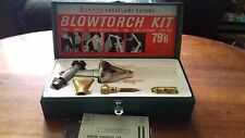 VINTAGE   RONSON GAS BLOWTORCH