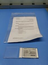 Siemens Clinitek Atlas Software 7.50 Program card + operating software 10492495