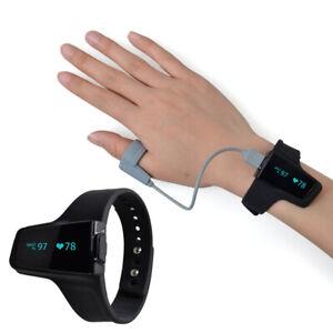 ELECTRONIC SNORE STOPPER Sleep Oxygen Wrist Bracelet Watch Device Sleep Aid