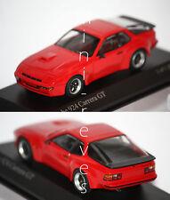Minichamps Porsche 924 GT 1981 rouge 1/43 400066120