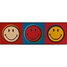 Wash Dry 052548 Fußmatte Smiley Warhol 60 X 180 Cm