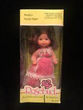Vintage ROSEBUD Mattel Doll A SCARLET GEM ROSE Redhead 1976 NIB
