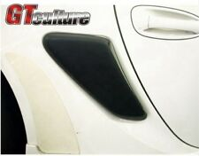 For PORSCHE 2006-2011 CAYMAN BOXSTER 987 SIDE AIR INTAKES VENTS SCOOPS GRILLES