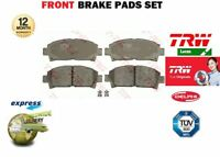 FOR TOYOTA MR2 2.0 GT T BAR TURBO SW20 1991-1999 NEW FRONT BRAKE PADS SET
