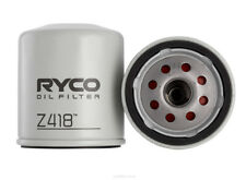Ryco Oil Filter Z418 - FOR Toyota Hiace Camry Hiace Hilux LANDCRUISER BOX OF 4