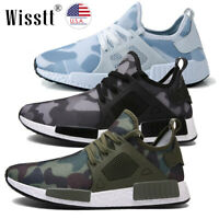 Men's Athletic Casual Lightweight Sneakers Running Breathable Sports Shoes USA