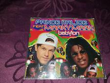 Prince Ital Joe feat Marky Mark / Babylon - Maxi CD