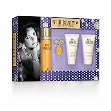 White Diamonds Elizabeth Taylor - Women's 4-Piece Fragrance Gift Set