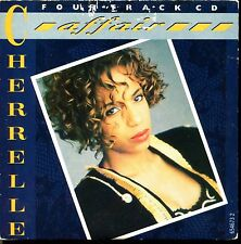 CHERELLE - AFFAIR - UK CARDBOARD SLEEVE CD MAXI